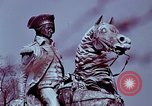 Image of statues and monuments Washington DC USA, 1969, second 7 stock footage video 65675069599