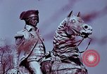 Image of statues and monuments Washington DC USA, 1969, second 8 stock footage video 65675069599