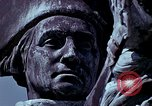 Image of statues and monuments Washington DC USA, 1969, second 9 stock footage video 65675069599