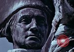 Image of statues and monuments Washington DC USA, 1969, second 10 stock footage video 65675069599