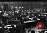 Image of War Crime Trials Nuremberg Germany, 1948, second 9 stock footage video 65675069605