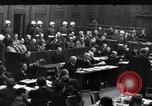 Image of War Crime Trials Nuremberg Germany, 1948, second 12 stock footage video 65675069605