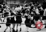 Image of boxing championship Annapolis Maryland USA, 1944, second 9 stock footage video 65675069628