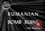 Image of Ploesti Air Raids Romania, 1944, second 4 stock footage video 65675069635