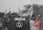 Image of Mahatma Gandhi fasting Delhi India, 1948, second 3 stock footage video 65675069640