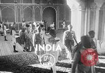 Image of Sawai Man Singh II Jaipur Rajasthan India, 1947, second 2 stock footage video 65675069643