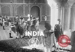 Image of Sawai Man Singh II Jaipur Rajasthan India, 1947, second 3 stock footage video 65675069643