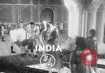 Image of Sawai Man Singh II Jaipur Rajasthan India, 1947, second 4 stock footage video 65675069643