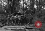 Image of Karen troops Chaungtha Burma, 1944, second 5 stock footage video 65675069659
