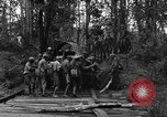 Image of Karen troops Chaungtha Burma, 1944, second 7 stock footage video 65675069659