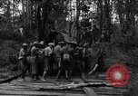Image of Karen troops Chaungtha Burma, 1944, second 11 stock footage video 65675069659