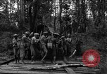 Image of Karen troops Chaungtha Burma, 1944, second 12 stock footage video 65675069659