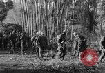 Image of Karen troops Chaungtha Burma, 1945, second 4 stock footage video 65675069661