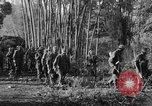 Image of Karen troops Chaungtha Burma, 1945, second 6 stock footage video 65675069661