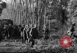 Image of Karen troops Chaungtha Burma, 1945, second 8 stock footage video 65675069661