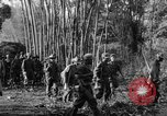 Image of Karen troops Chaungtha Burma, 1945, second 12 stock footage video 65675069661