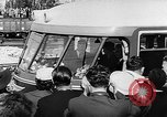 Image of new vehicular tunnel Holland Netherlands, 1957, second 4 stock footage video 65675069672