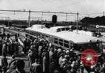 Image of new vehicular tunnel Holland Netherlands, 1957, second 8 stock footage video 65675069672