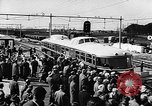 Image of new vehicular tunnel Holland Netherlands, 1957, second 9 stock footage video 65675069672