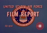 Image of United States Air Force bombing Vietnam War Vietnam, 1968, second 6 stock footage video 65675069675