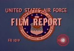 Image of United States Air Force bombing Vietnam War Vietnam, 1968, second 7 stock footage video 65675069675