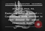 Image of Preparation of Easter eggs Philadelphia Pennsylvania USA, 1932, second 2 stock footage video 65675069702
