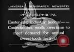 Image of Preparation of Easter eggs Philadelphia Pennsylvania USA, 1932, second 8 stock footage video 65675069702