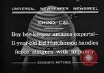 Image of Ed Hutchinson Chino California USA, 1932, second 4 stock footage video 65675069703