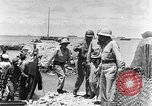 Image of United States troops Ulithi Atoll Caroline Islands, 1944, second 4 stock footage video 65675069707