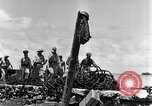 Image of United States troops Ulithi Atoll Caroline Islands, 1944, second 11 stock footage video 65675069707