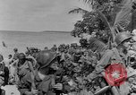 Image of United States troops Ulithi Atoll Caroline Islands, 1944, second 2 stock footage video 65675069709