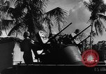 Image of construction of airstrip Ulithi Atoll Caroline Islands, 1944, second 2 stock footage video 65675069717