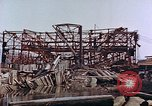 Image of physical damage Nagasaki Japan, 1946, second 12 stock footage video 65675069721