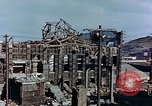 Image of physical damage Nagasaki Japan, 1946, second 2 stock footage video 65675069723