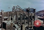 Image of physical damage Nagasaki Japan, 1946, second 8 stock footage video 65675069723