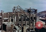 Image of physical damage Nagasaki Japan, 1946, second 10 stock footage video 65675069723