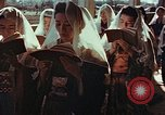 Image of worshipers at a chapel Nagasaki Japan, 1946, second 8 stock footage video 65675069727