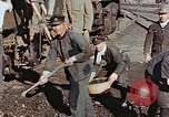 Image of laborers employed Nagasaki Japan, 1945, second 8 stock footage video 65675069728