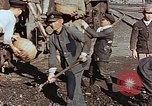 Image of laborers employed Nagasaki Japan, 1945, second 9 stock footage video 65675069728
