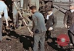 Image of laborers employed Nagasaki Japan, 1945, second 10 stock footage video 65675069728