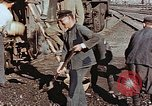 Image of laborers employed Nagasaki Japan, 1945, second 11 stock footage video 65675069728