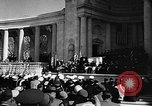 Image of Veterans Day Washington DC USA, 1956, second 7 stock footage video 65675069733