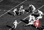 Image of football match Atlanta Georgia, 1956, second 9 stock footage video 65675069735