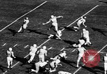 Image of football match Atlanta Georgia USA, 1956, second 10 stock footage video 65675069735
