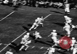 Image of football match Atlanta Georgia USA, 1956, second 11 stock footage video 65675069735