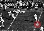 Image of football match Atlanta Georgia, 1956, second 14 stock footage video 65675069735