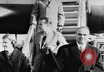 Image of Constantine karamanlis New York United States USA, 1956, second 5 stock footage video 65675069740