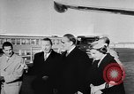 Image of Constantine karamanlis New York United States USA, 1956, second 8 stock footage video 65675069740