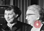 Image of Mamie Eisenhower Washington DC USA, 1956, second 11 stock footage video 65675069741