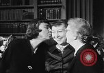 Image of Mamie Eisenhower Washington DC USA, 1956, second 12 stock footage video 65675069741